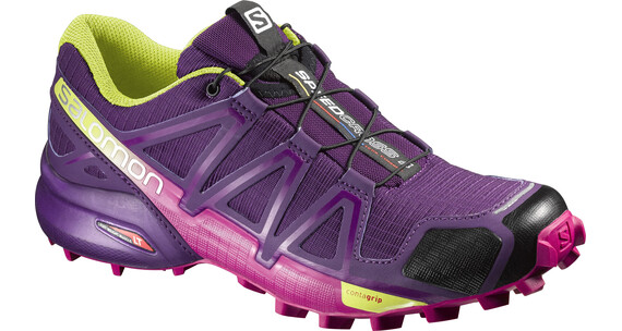Salomon Speedcross 4 Løbesko Damer violet